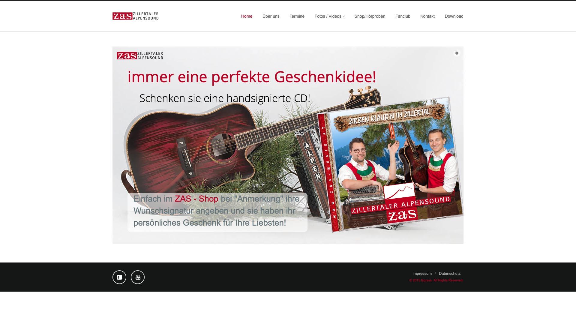 ZAS - Zillertaler Alpensound